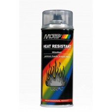 Motip Heat Resistant Paint Clear Vanish 400ml